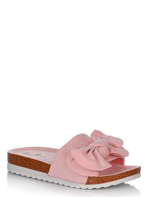 Шльопанці рожеві | 5759967
