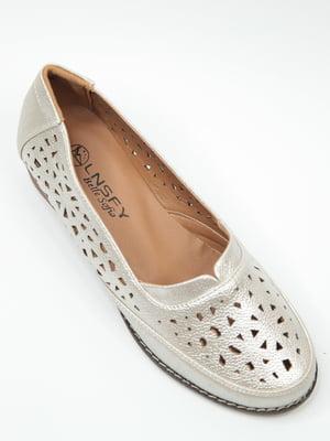 Туфлі сріблясті   5742172