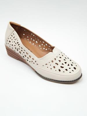 Туфлі бежеві   5742173
