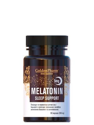 Melatonin Sleep Support, 5 мг (60 капсул)   5760250