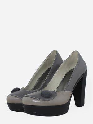 Туфлі кавового кольору | 5747024