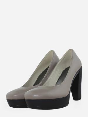 Туфлі кавового кольору | 5747025