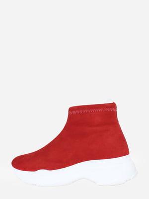 Черевики червоні | 5747029