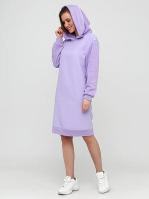 Платье сиреневое | 5760257