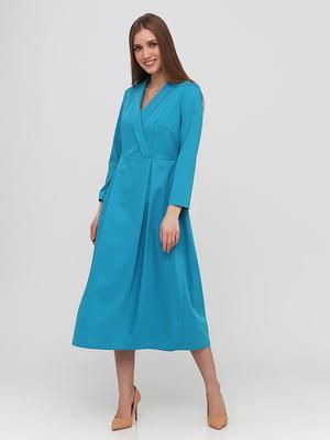 Сукня бірюзова | 5760289