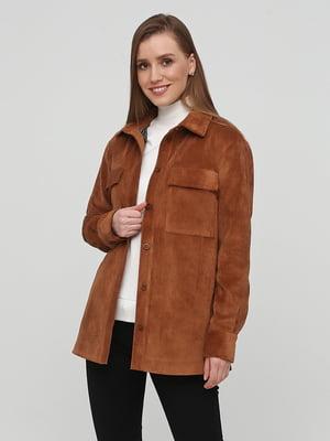 Жакет коричневый | 5760358