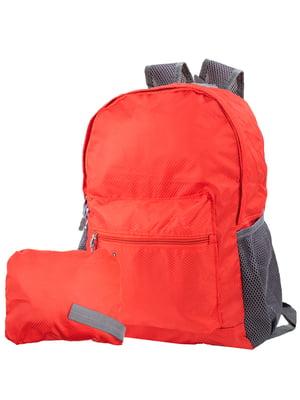 Рюкзак червоний | 5746445