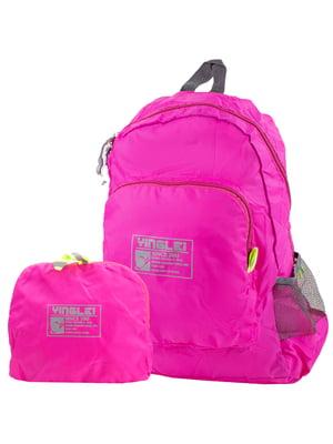 Рюкзак розовый   5746452