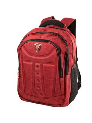 Рюкзак червоний   5745814