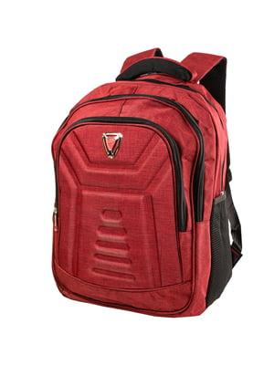 Рюкзак червоний   5745816
