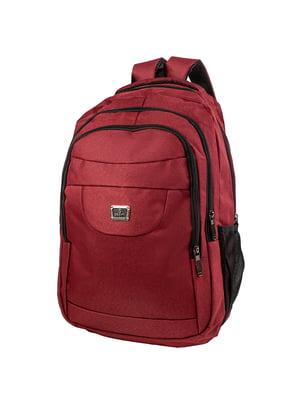 Рюкзак червоний   5745982