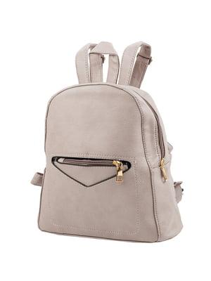 Рюкзак кремового кольору | 5746078