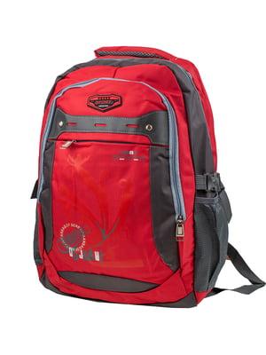 Рюкзак червоний   5746109