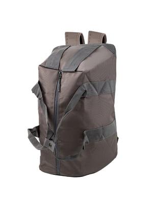 Рюкзак спортивний кавового кольору | 5746756