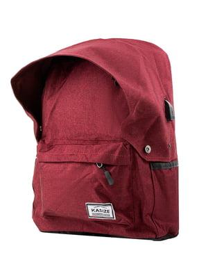 Рюкзак червоний   5746773