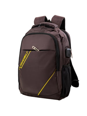 Рюкзак коричневий | 5745709
