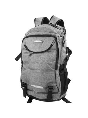 Рюкзак сірий | 5746051