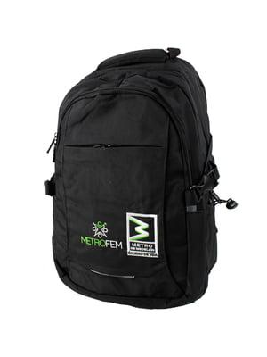 Рюкзак чорний | 5746764