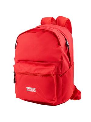 Рюкзак червоний | 5745728