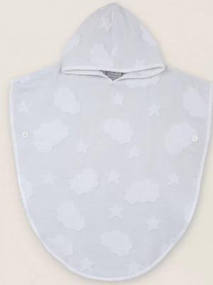 Пончо-рушник (60х60 см)   5593435