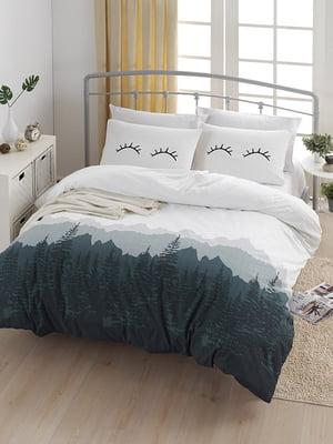 Комплект постельного белья (семейный) | 5655715
