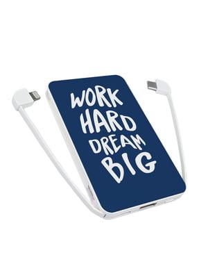 Повербанк «Працюй. Мрій»   5763099