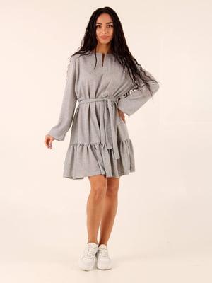 Сукня сіра | 5763217