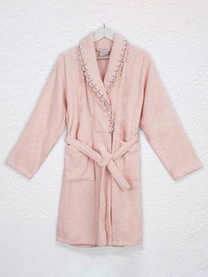 Халат рожевий   5661500