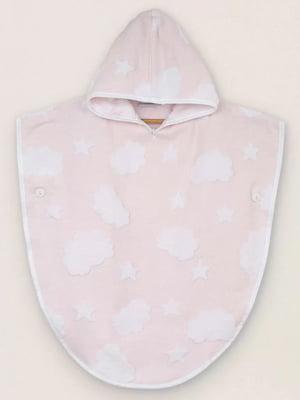 Пончо-полотенце (60х60 см) | 5593436