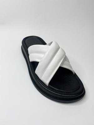 Шльопанці білі | 5763382