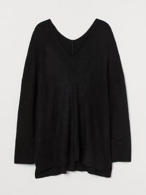 Пуловер чорний   5763450