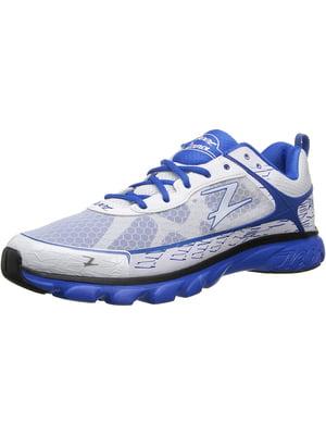 Кросівки біло-сині | 5761198