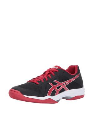 Кросівки чорно-червоні   5761206