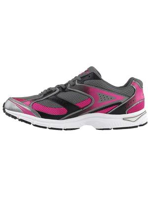 Кросівки сіро-рожеві | 5761209