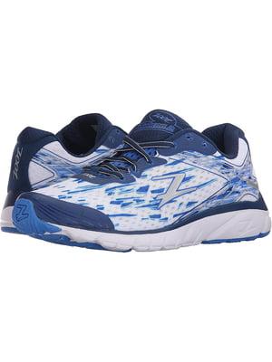Кросівки синьо-білі | 5761249