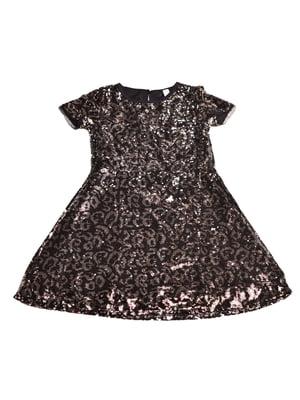Платье анималистической расцветки   5761361