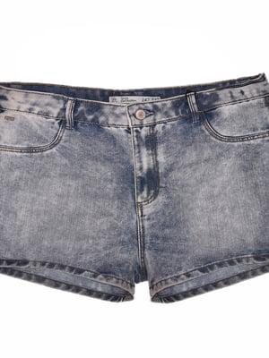 Шорти блакитні джинсові | 5761483