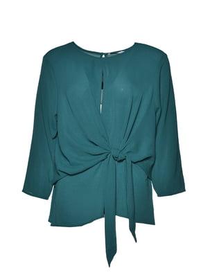 Блуза зелена | 5761492
