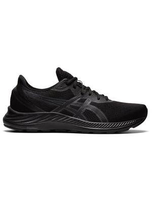 Кросівки чорні з логотипом | 5738468