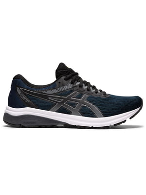 Кросівки сині з логотипом | 5738917