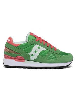 Кросівки зелені Shadow Original 1108-785S | 5758316