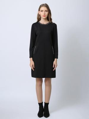 Платье черное | 5761744
