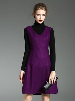 Сарафан фіолетовий   5761026