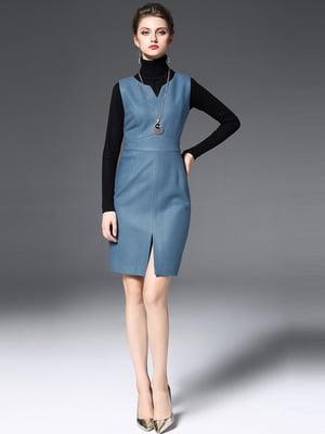 Сукня синя   5761027