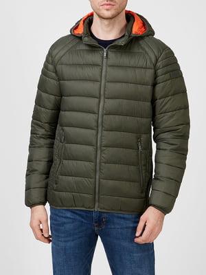 Куртка цвета хаки | 5618837