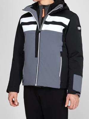Куртка гірськолижна комбінованого кольору | 5631793