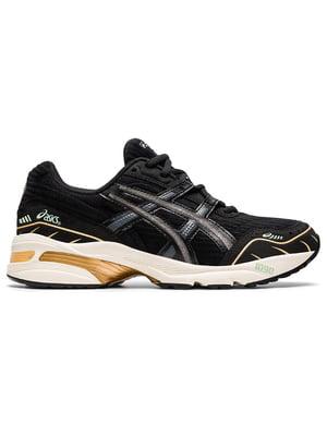 Кросівки чорні Gel-1090 1202A157-001 | 5738337