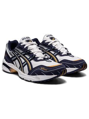 Кросівки комбінованого кольору з логотипом | 5738370