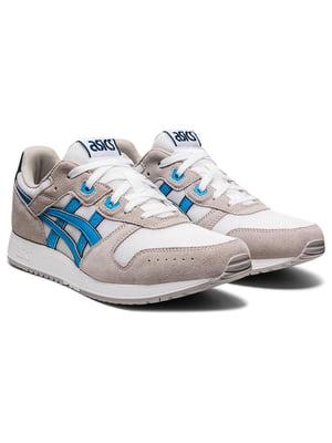 Кросівки комбінованого кольору з логотипом | 5738637