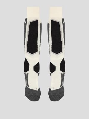 Шкарпетки гірськолижні комбінованого кольору   5738663